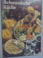 Belorussische Küche,traditionelle und moderne Gerichte, 1988/DDR-Kochbuch GDR