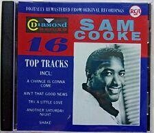 SAM COOKE - CD - CD Diamond Series - LIKE NEW