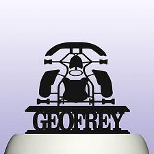 Go Kart Wall Stickers Transfert Graphique Autocollant Décor Art Pochoirs Garçon Chambre karting