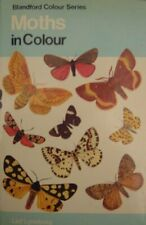 Moths in Colour (Colour S.) by Leif Lyneborg Hardback Book The Fast Free