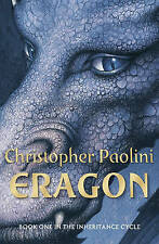 Eragon: Book One by Christopher Paolini (Paperback)-H004-9780552552097
