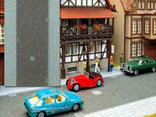 Busch 6038 Stadtstraße mit Gehweg Straße 1m H0 selbstklebend Neu
