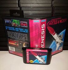 Advanced Busterhawk Gleylancer - Video Game for Sega Genesis! Cart & Box!