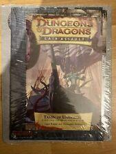 Donjons et Dragons 4e Lair Assault Talon Of Umberlee