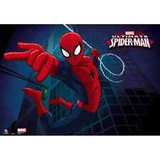 Sous main SPIDERMAN, plastique, protège bureau, marvel hero desk blotter