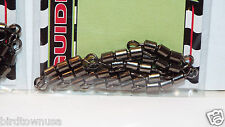(20) PCS #6 GANDER MOUNTAIN Guide Series 3-Joint Fast Swivels BEAD CHAIN G#05169