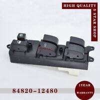 84820-12480 Window Master Switch for 01 - 06 Corolla NZE120 ZZE121 ZZE122