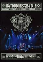 HEAVEN AND HELL - LIVE FROM RADIO CITY HALL USED - VERY GOOD REGION 2 DVD