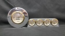 1949 1950 FORD CAR GAUGE CLUSTER GOLD