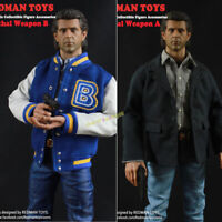 REDMAN TOYS 1/6 Lethal Weapon RM014/15 Action Figures Clothes Set Model In Stock