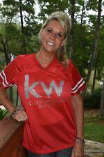 Keller Williams rhinestone Bling jersey XS S M L XL XXL 3X 4X design front back