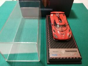 FrontiArt Koenigsegg Agera R 1/43 Red