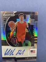 Lamelo Ball Panini Prizm Refractor Auto Silver Holo Rookie Card RC Hornets 📈🔥