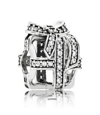 Authentic Pandora All Wrapped up Openwork Charm.