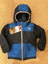 NWT The North Face Toddler Boys Reversible  Jacket Sz 2T