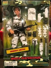 NEW NIB SEALED World Peacekeepers Military Modern Arctic Action Figure