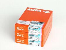 AGFA Baryt Fotopapier 12,7X17,8 cm  GLOSSY FB  /  3X  je 100 Blatt Multicontrast