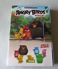 Angry Birds in einer Sammelbox  Fremdfiguren