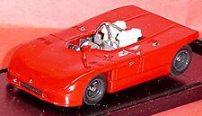 PORSCHE 908/3 Prova Rojo Rojo 1:43 Best Model