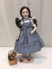 MGM Loew's Rev. Wizard Of Oz Dorothy Doll (1430)