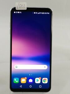 """LG V30 ThinQ H932 64GB T-Mobile ONLY 6"""" Android Smartphone Cellphone Silver V002"""