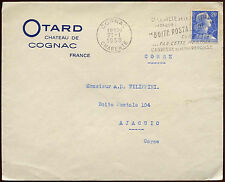 France 1958 Commercial Cover #C26894