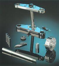 CPO Gabelbrücken Set Harley 5° gereckt 35mm Verbreiterung FX (nicht FXR) 1984-86