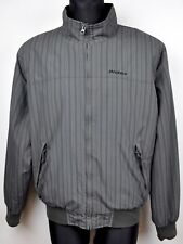 DICKIES Men's Large L Warm Jacket Fleece Lined Grey Textured Work Gear Lined Top