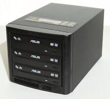Duplicator SATA CD DVD Auto Voltage Copystars 1-2 Asus burner drives Tower