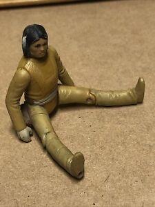 Vintage HK Lone Ranger Tonto Cherokee Indian Western Movie Figure RARE 1980 Toys