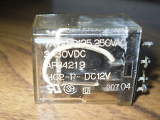 Relay. 12 Volt Coil. Tested.  Used.   Radio/Electronics/Amplifier.