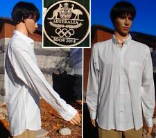 new SOCHI OLYMPICS official AUSTRALIA athlete opening ceremony dress shirt men L