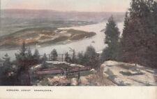 KROKKLEVE ( Norway) :Kongenas udsigt Krokkleven -undivided back