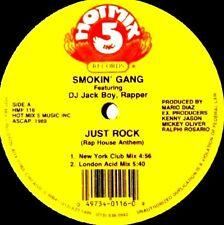 """12"""" - Smokin' Gang Feat. DJ Jack Boy, Rapper... (NUEVO - NEW, STOCK STORE LISTEN"""