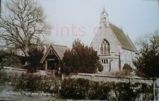 "PRINT 10"" X 7""  THE CHURCH MORTIMER WEST END BERKSHIRE c1910"