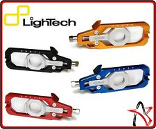 Coppia Tenditori Catena Tendicatena Lightech per SUZUKI GSX-R 1000 2007>2008