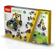 ELENCO ENG-S20 ENGINO DIY Engino Solar Powered Cars Ages 8+
