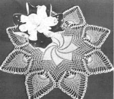 Vintage Crochet Doily #12 Pattern Only