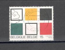 BELGIO 2453 - ARTE,  COLORI 1992  - MAZZETTA  DI  15 -  VEDI FOTO