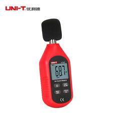 UNI-T UT353 Mini Digital 30-130dB Sound Level Noise Decibel Meter Tester Monitor