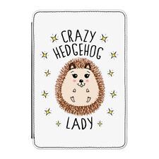 Crazy ERIZO Lady Funda para iPad Mini 1 2 3 - Divertido Y Adorable