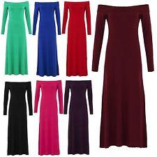 Full Length Long Sleeve Party Dresses Plus Size for Women