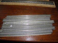10 rails  droite Fleichmann N