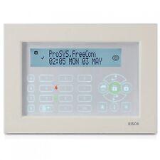 RP128KP0200A risco rokonet antifurto allarme casa Tastiera Touchscreen bianca