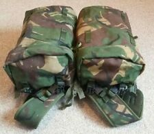 British army issue dpm PLCE bergen side pouches day sack with Yoke and Straps