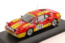 Ferrari 308 GTB Rallye Monte Carlo 1983 Dominique Gauthier 1/43 Bestmodel