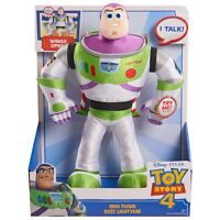 Disney Pixar Toy Story 4, High-Flying Buzz Lightyear Talking Plush, AGES 3+, NEW
