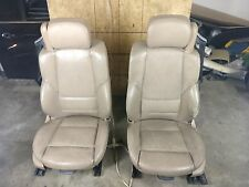 BMW OEM E46 LEFT AND RIGHT SIDE FRONT SPORT ELECTRIC SEAT CONVERTIBLE