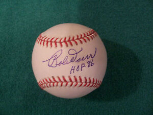 BOBBY DOERR autographed official Major League Baseball