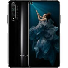 Huawei Honor 20 4G 128GB Dual-SIM midnight black 24 mesi garanzia Italia europa